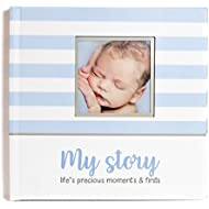 First Year Baby Memory Book & Baby Journal (3 Color...