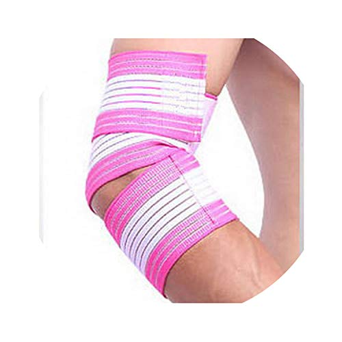 I Need-You 1PCS Sport Elastic Bandage Tennis Elbow Protector Arm Wrist Support Fitness Gym Badminton Sprain Guard ellenbogenbandage,Color 3 ()