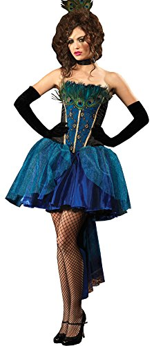 Delux (Peacock Princess Costumes)