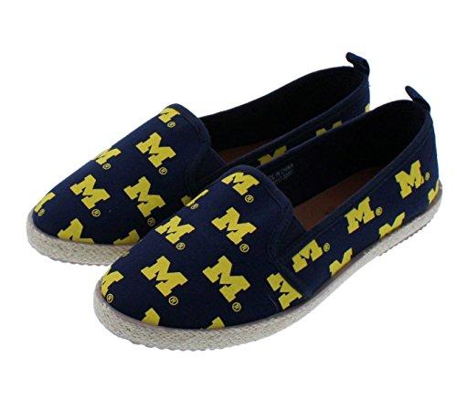 Michigan Wolverines Shoe - 2