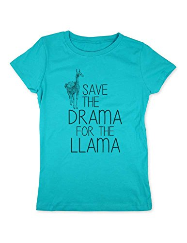 cuteandfunnykids - Save The Drama For The Llama - Youth Girl