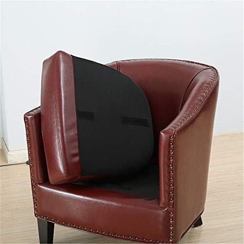 panjianlin Canapé Chaise Fauteuil Lounge for Salon Chambre Bureau pour Les Jeux Salon Chambre (Color : Black, Size : Medium)