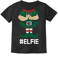 TeeStars - Elf Suit Funny Elfie Christmas Toddler/Infant Kids T-Shirt