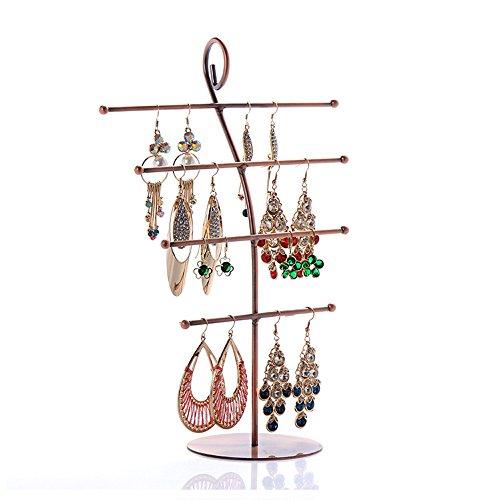 Meshela Neu Schmuckbaum Schmuckständer für Schmuck Ohrringe Armbänder Halsketten