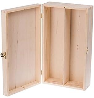 Botellas de Vino botellas de vino caja caja de regalo decoración madera caja Vino Decoration de