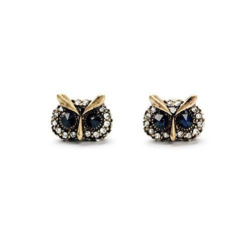 Kaariag Punkin Crystal Animal Earring