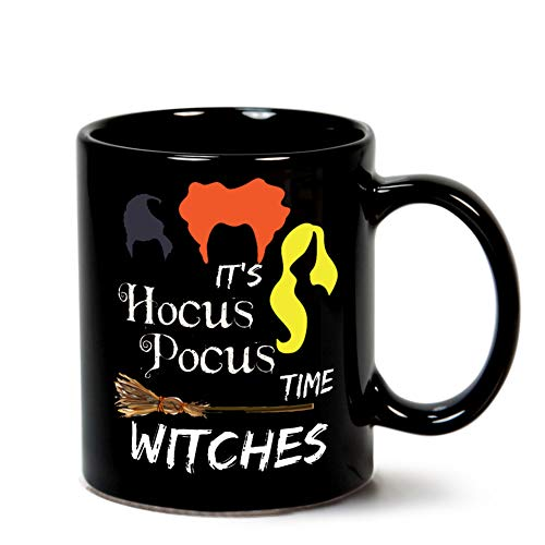 It's Hocus Pocus Time Witches Mug