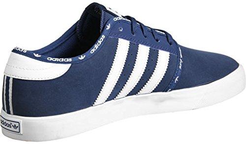 adidas SEELEY - Zapatillas deportivas para Hombre, Azul - (AZUMIS/FTWBLA/FTWBLA) 49 1/3
