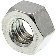 Prime-Line 9073375 Finished Hex Nut, 5/16 in-18, Grade 18-8 Stainless Steel, Pack of 50