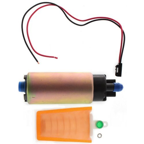 In-Tank Fuel Pump Motor W/Installation Kit Compatible with 1992-2012 Toyota Lexus Chevy Scion Geo ()
