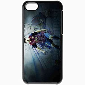 XiFu*MeiPersonalized iphone 6 4.7 inch Cell phone Case/Cover Skin Messi BlackXiFu*Mei