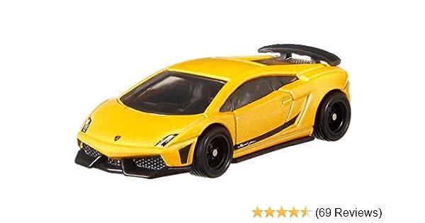 No packaging. Lamborghini Gallardo LP 570-4 Superleggeria HOT WHEELS Green
