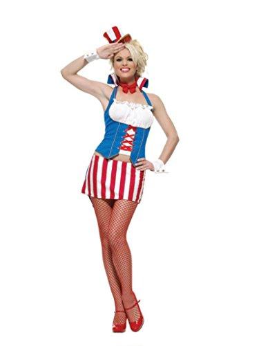 Miss Firecracker Costume - X-Small - Dress Size 0-2]()