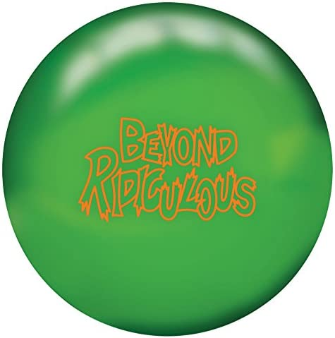 Radical Beyond Ridiculous Bowling Ball- Neon Green