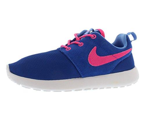 Nike - Fashion / Mode - Roshe Run Kid - Bleu