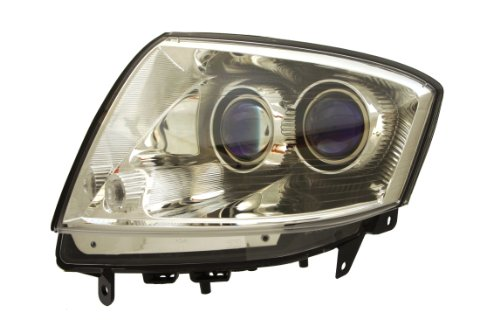 (Genuine Cadillac STS Passenger Side Headlight Assembly Composite (Partslink Number GM2503278))