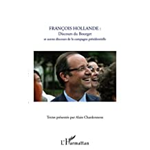 François Hollande: Discours duBourget (French Edition)