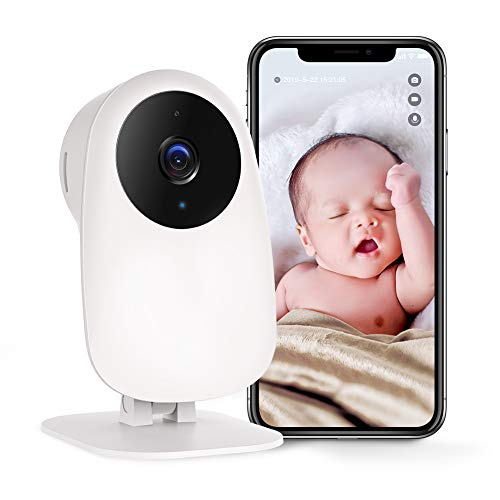 Nooie Baby Monitor Camera 1080P...