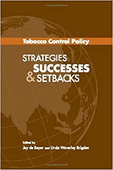 Book Tobacco Control Policy: Strategies, Successes, and Setbacks by World Bank Publications (2003-05-05)