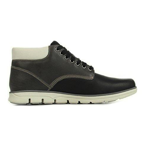 Timberland Hombres Bradstreet Chukka botas Negro negro