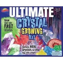 crystals growing - 7
