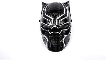 WEGCJU Traje De Black Panther Traje De Superhéro Traje Cosplay ...
