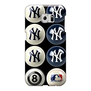 Awesome Case Cover/sumsang Galaxy S6 Edge Defender Case Cover(New York Yankees)