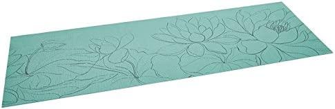 Crivit – Esterilla de Yoga, 180 x 60 cm, Color Verde: Amazon ...