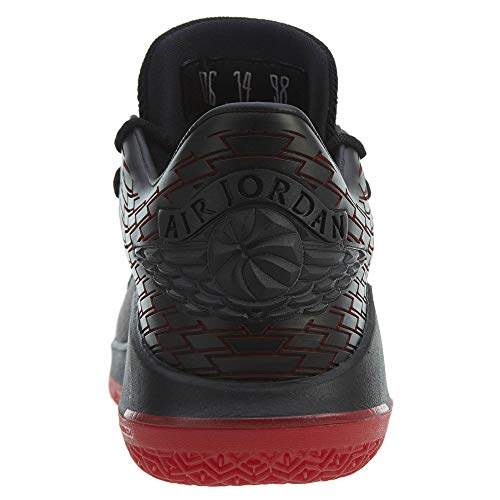 Tour Black Red 41 Scarpe Yellow Jordan Basket Uomo da NIKE XXXII EU 003 Nero Low Gym Air ZzpwOOPq7