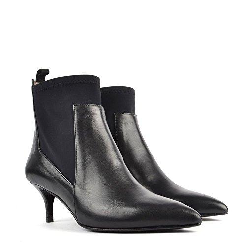 Talon Scuba Femme A Boots Noir Elia B qBIwTT