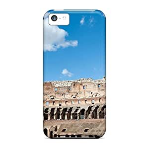 meilz aiaiHot Style AYI10000Hcsb Protective Cases Covers For Iphone5c(colosseum Italy Landscape)meilz aiai