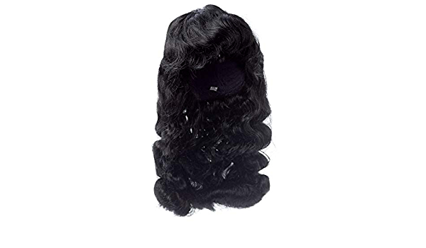 Factory Direct Craft Antina/'s Yellow Crimped Yarn Doll Wig2 Pieces