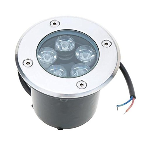 Low Voltage Outdoor Well Light - 4
