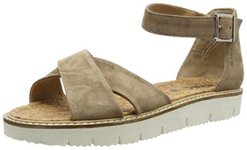 Sandales Femme Beige Marc Cheville Shoes taupe Mia 260 Bride PwwvHq