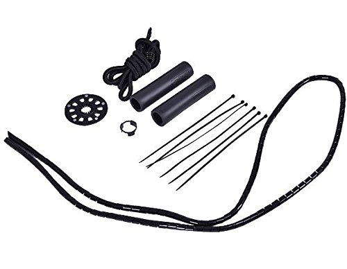 K&A Company Rear Wheel Electric Bicycle Motor Kit 26'' 48V 1000W 1 Brake Pullers 1 Battery carrying bag New