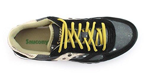 Sneaker Saucony SHADOW ORIGINAL GRN/GLD S60362-2 Taglia 36 - Colore NERO