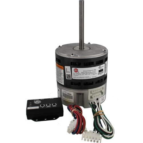 ClimaTek Upgraded ECM Furnace Blower Motor /& Module Combo 1//2 HP fits GE Genteq 5SBA39GLV5386