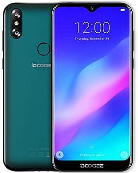 MG DOOGEE Y8 Android 9.0 4G Smartphone Teléfono Libre Dual Sim ...