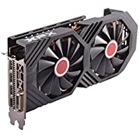 XFX Radeon RX 580 GTS Black Edition 1405 MHz OC+ 8GB 256-bit Graphics Card + AMD Gift