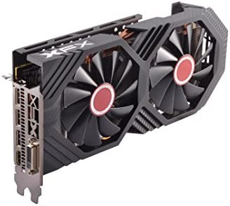 XFX Radeon RX 580 GTS Black Edition 8GB Graphics Card