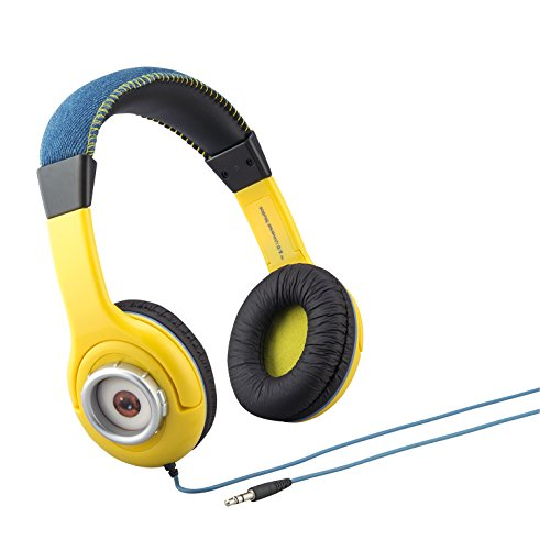 Price comparison product image Minions One in a Minion Headphones Music Set