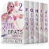 Little Brats: Taboo A-Z Volume 2: (Forbidden Taboo Erotica) (Little Brats Boxed Sets)