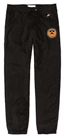 Princeton - Women's - Chelsea - Medallion - Sweatpants Black Small