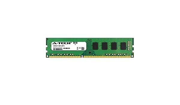689375-001 HP Compatible 8GB PC3-12800 DDR3-1600MHz 2Rx8 1.5v Non-ECC UDIMM