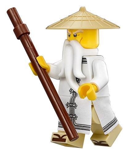 418RsRcoEML - LEGO Ninjago Movie Green Ninja Mech Dragon 70612 Building Kit (544 Piece)