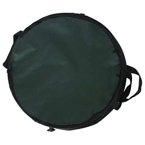 WDDH 23 Gallon Pop Up Garden Bags,Reusable Gardening Lawn and Leaf Bags,Spring Bucket for Yard and Lawn Pool Garden Leaf,Gardening Lawn