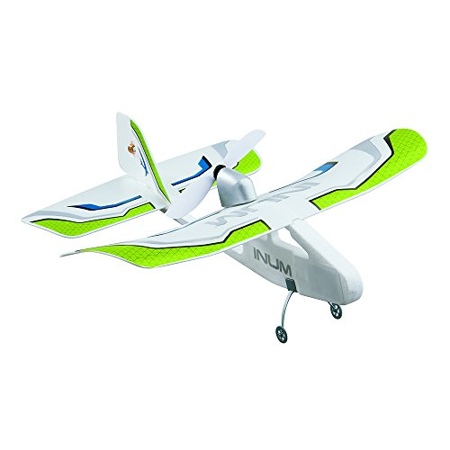 Flyzone INUM Indoor Electric Powered Ready to Fly (RTF) Radio Controlled 2.4GHz Micro Ultralite Flyer