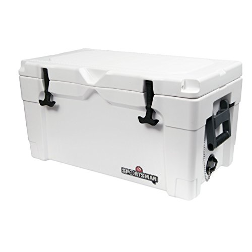 Igloo Products 00044921 Sportsman Cooler, White, 55 quart