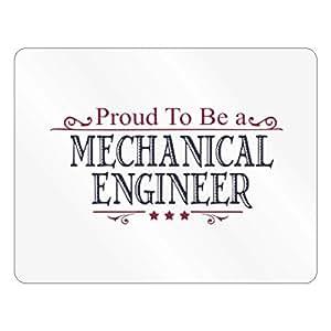 Teeburon PROUD TO BE a Mechanical Engineer Plastic Acrylic