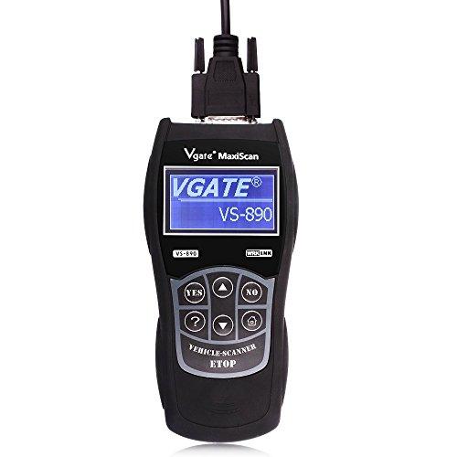 Vgate VS890 Automotive Diagnostic Languages